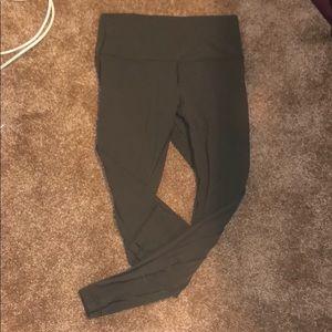 lululemon athletica Other - Lululemon high waisted size 6 leggings